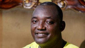 E.S. Mr. Adama BARROW President of the Republic of The Gambia